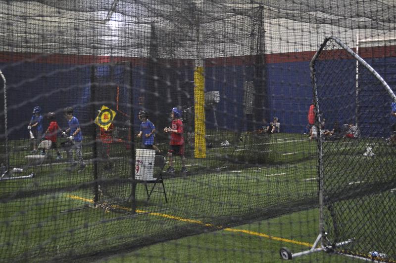 Baseball Clinics at SBC